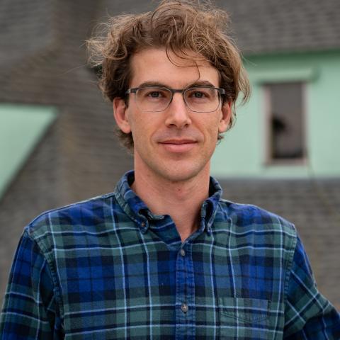 Photo of Paul Rogé